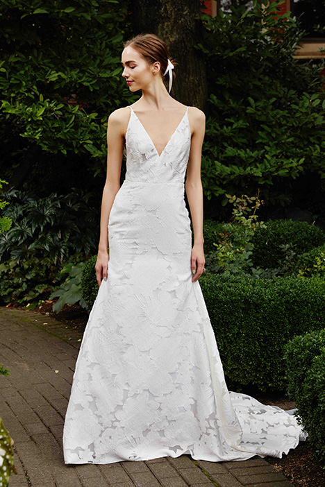 The Brookside gown from the 2019 Lela Rose collection, as seen on Bride.Canada