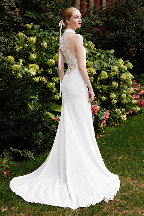 The Hollbrook gown from the 2019 Lela Rose collection, as seen on Bride.Canada