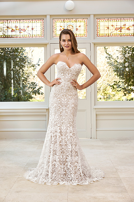 Azaria gown from the 2019 Sophia Tolli collection, as seen on Bride.Canada