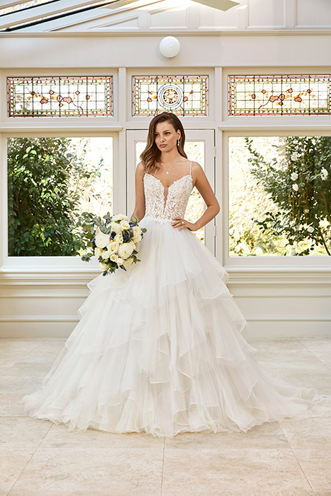 Remi gown from the 2019 Sophia Tolli collection, as seen on Bride.Canada