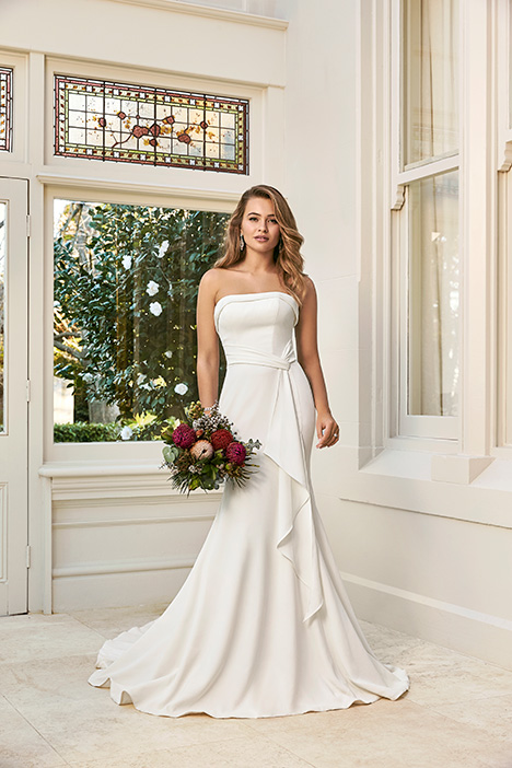Jordyn gown from the 2019 Sophia Tolli collection, as seen on Bride.Canada