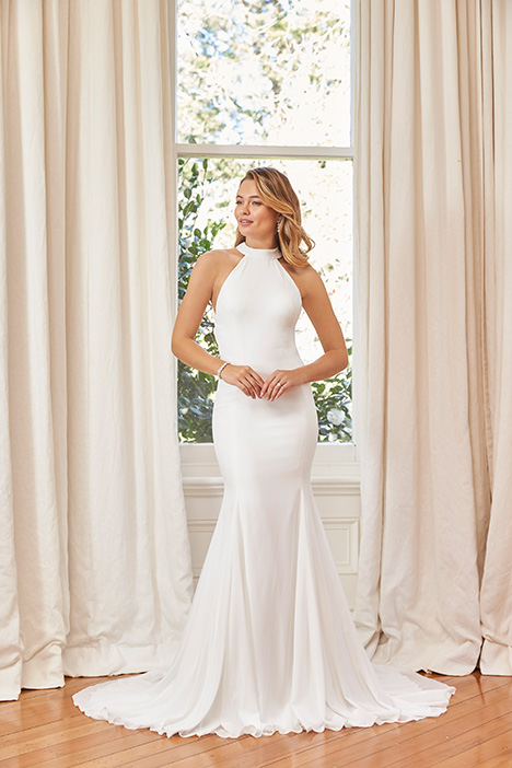 Tate gown from the 2019 Sophia Tolli collection, as seen on Bride.Canada
