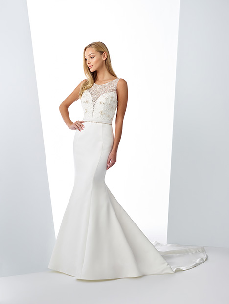 119124 gown from the 2019 Enchanting by Mon Cheri collection, as seen on Bride.Canada
