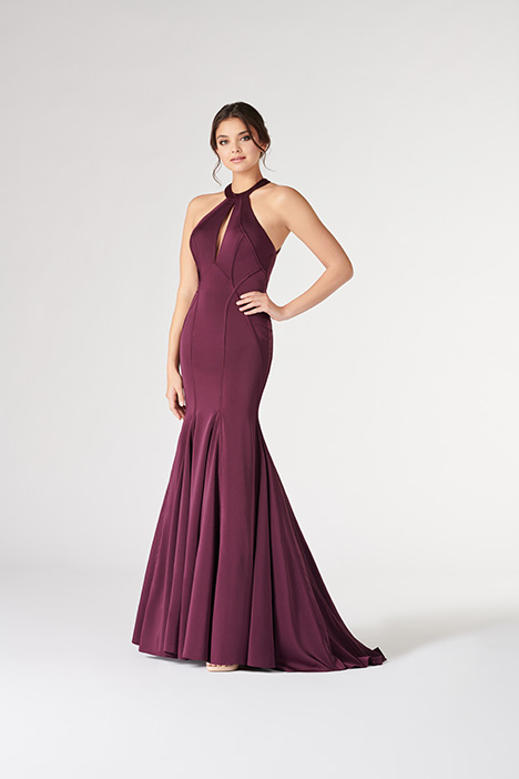 CL19809 gown from the 2019 Colette by Mon Cheri collection, as seen on Bride.Canada