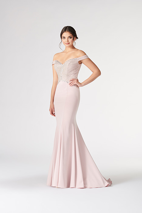 CL19811 gown from the 2019 Colette by Mon Cheri collection, as seen on Bride.Canada