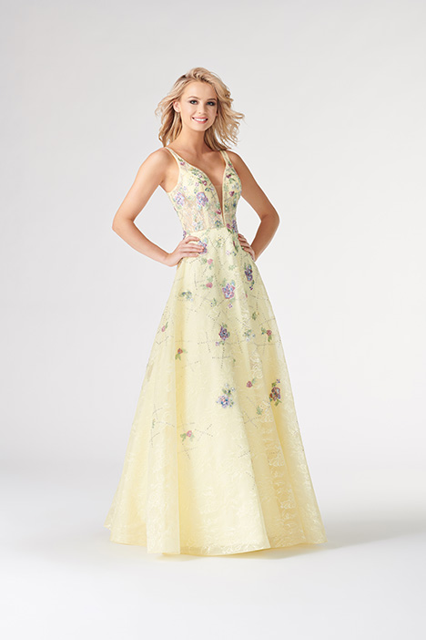 6a8d70a6196 CL19816 gown from the 2019 Colette by Mon Cheri collection