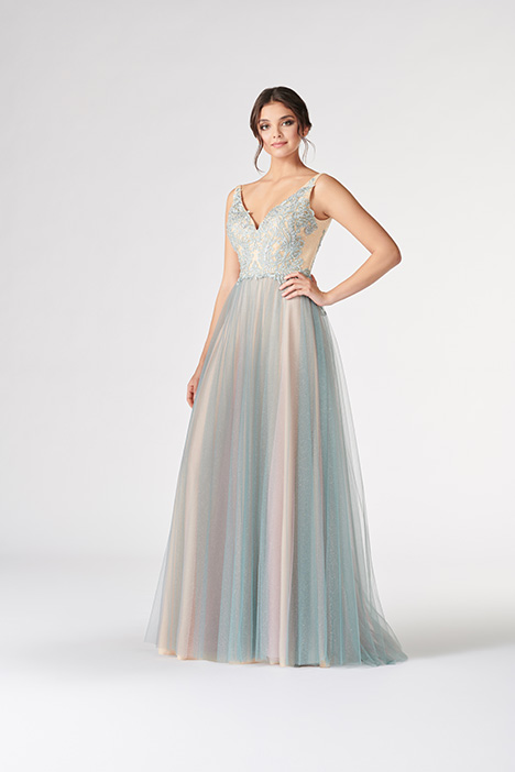 CL19818 gown from the 2019 Colette by Mon Cheri collection, as seen on Bride.Canada