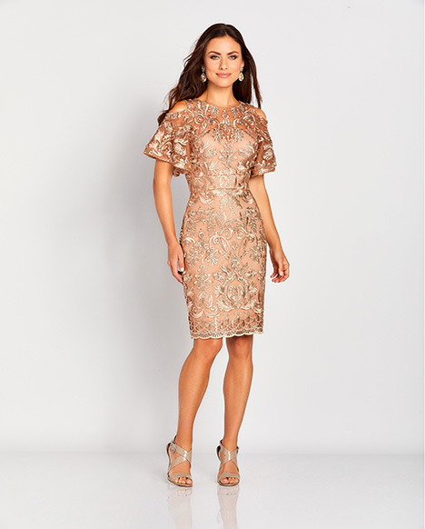 119835 gown from the 2019 Mon Cheri: Social Occasions collection, as seen on Bride.Canada
