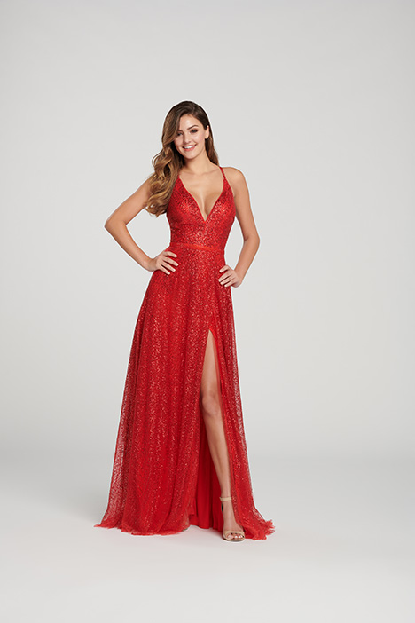 EW119001 gown from the 2019 Ellie Wilde collection, as seen on Bride.Canada