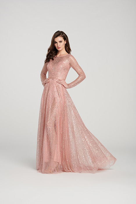 EW119003 gown from the 2019 Ellie Wilde collection, as seen on Bride.Canada