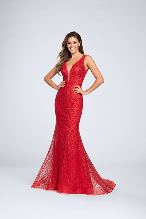 EW119004 gown from the 2019 Ellie Wilde collection, as seen on Bride.Canada