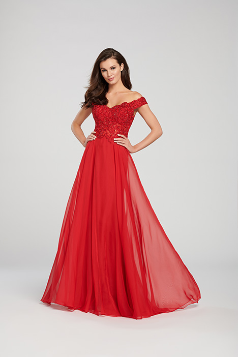 EW119023 gown from the 2019 Ellie Wilde collection, as seen on Bride.Canada