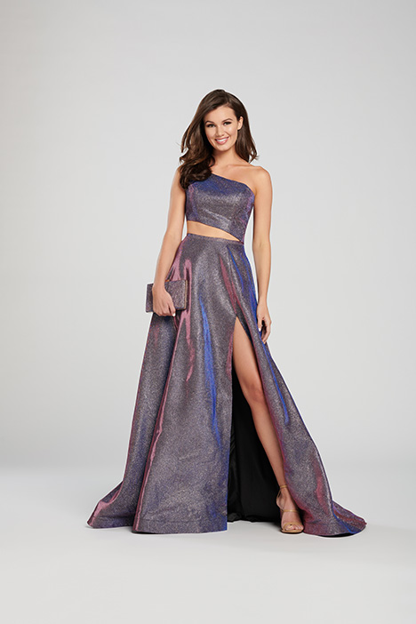 gown from the 2019 Ellie Wilde collection, as seen on Bride.Canada