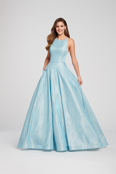 EW119064 gown from the 2019 Ellie Wilde collection, as seen on Bride.Canada