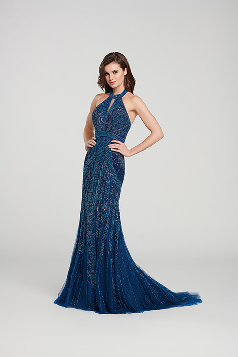 EW119105 gown from the 2019 Ellie Wilde collection, as seen on Bride.Canada