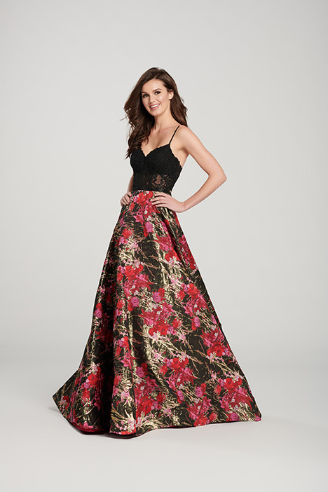 EW119145 gown from the 2019 Ellie Wilde collection, as seen on Bride.Canada