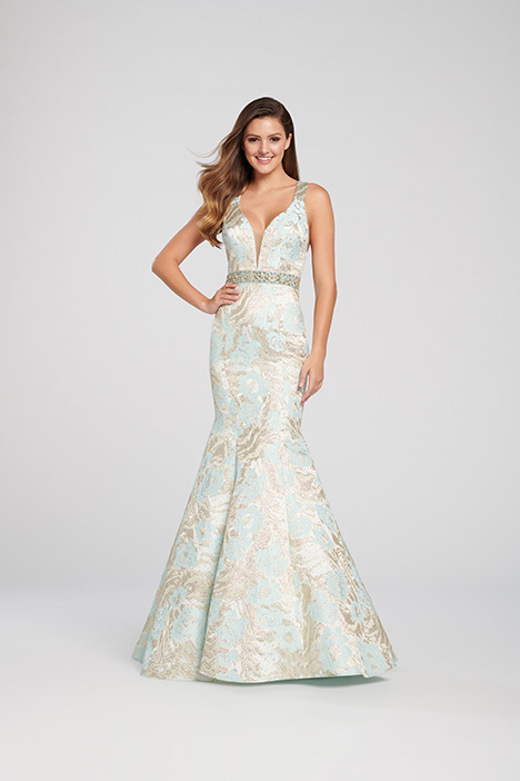 EW119170 gown from the 2019 Ellie Wilde collection, as seen on Bride.Canada