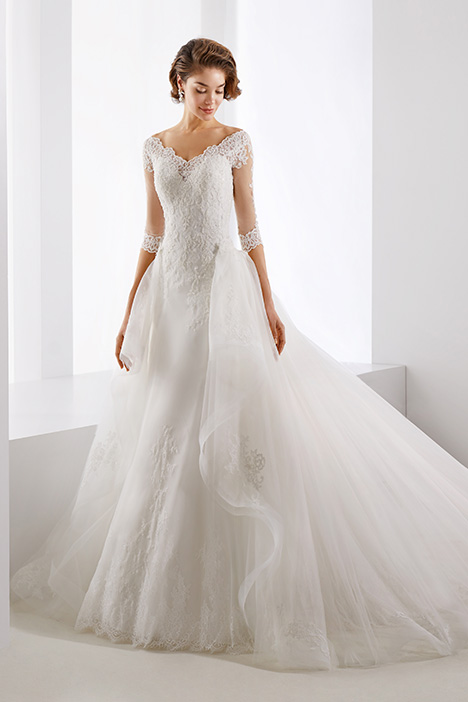 JOAB19448 gown from the 2019 Jolies collection, as seen on Bride.Canada