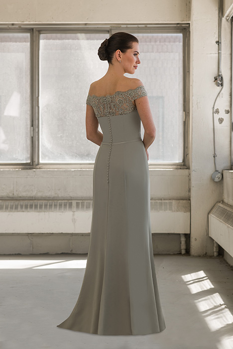 8805 (back) gown from the 2018 Bridalane: Tutto Bene collection, as seen on Bride.Canada