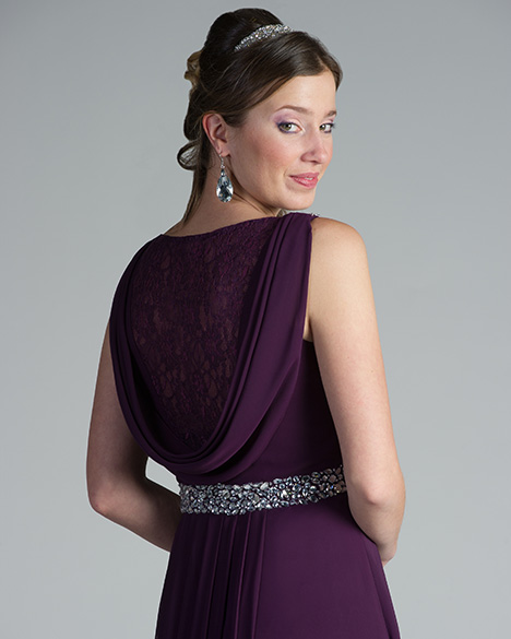 nt-84 (back) gown from the 2018 Bridalane: Mothers & Evening collection, as seen on Bride.Canada