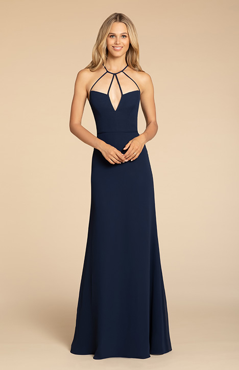 5911 gown from the 2019 Hayley Paige: Occasions collection, as seen on Bride.Canada