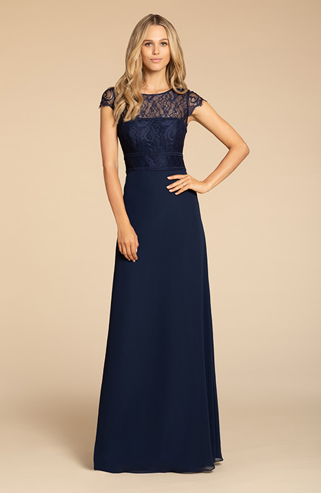 5917 gown from the 2019 Hayley Paige: Occasions collection, as seen on Bride.Canada