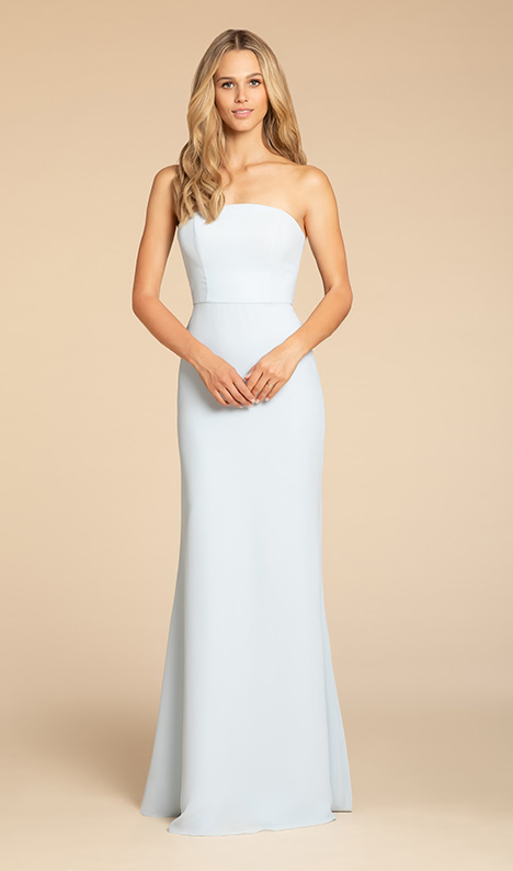 gown from the 2019 Hayley Paige: Occasions collection, as seen on Bride.Canada