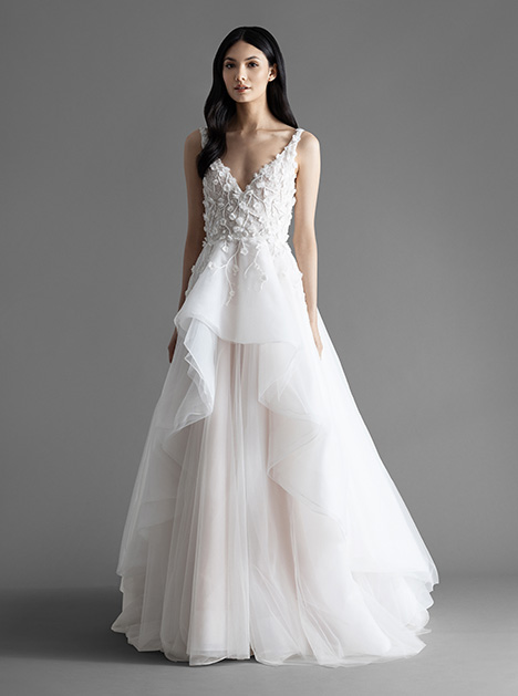 Chadwick (4903) gown from the 2019 Allison Webb collection, as seen on Bride.Canada