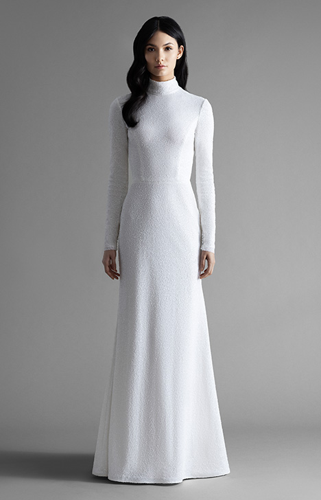 Palmer (4907) gown from the 2019 Allison Webb collection, as seen on Bride.Canada