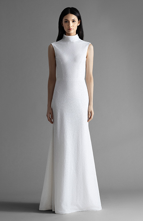 Palmer (4907) (2) gown from the 2019 Allison Webb collection, as seen on Bride.Canada