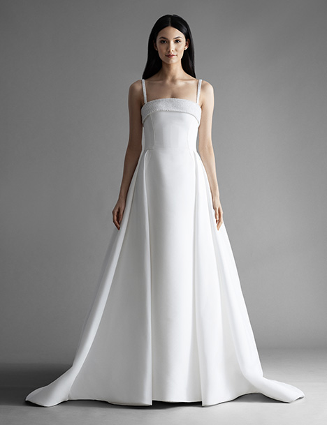 Kensington (4910) gown from the 2019 Allison Webb collection, as seen on Bride.Canada