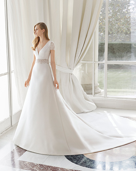 MASCARA (31149) gown from the 2019 Rosa Clara Couture collection, as seen on Bride.Canada