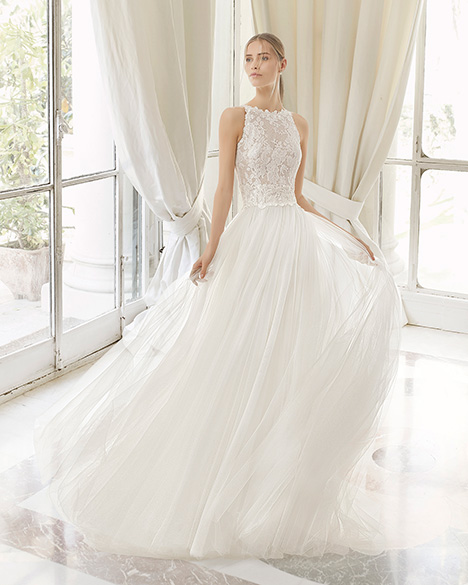MALAWI (31214) gown from the 2019 Rosa Clara Couture collection, as seen on Bride.Canada