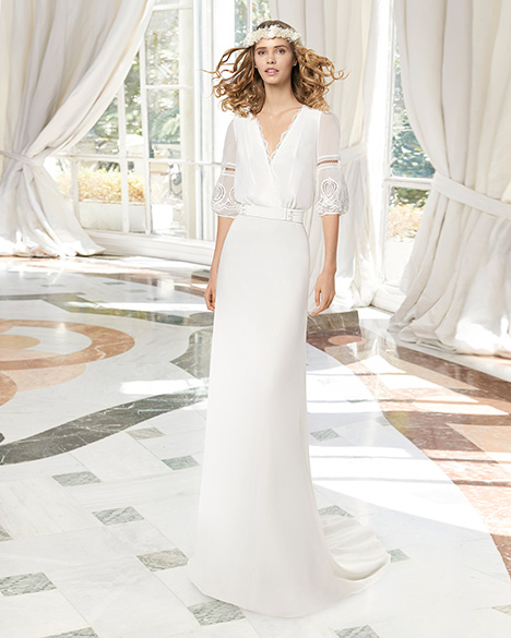 MARACUYA (31231) gown from the 2019 Rosa Clara Couture collection, as seen on Bride.Canada
