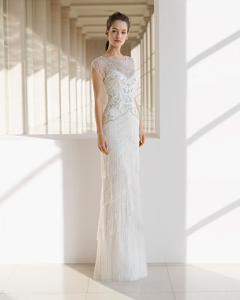 KALA (3K103) gown from the 2019 Rosa Clara: Soft collection, as seen on Bride.Canada