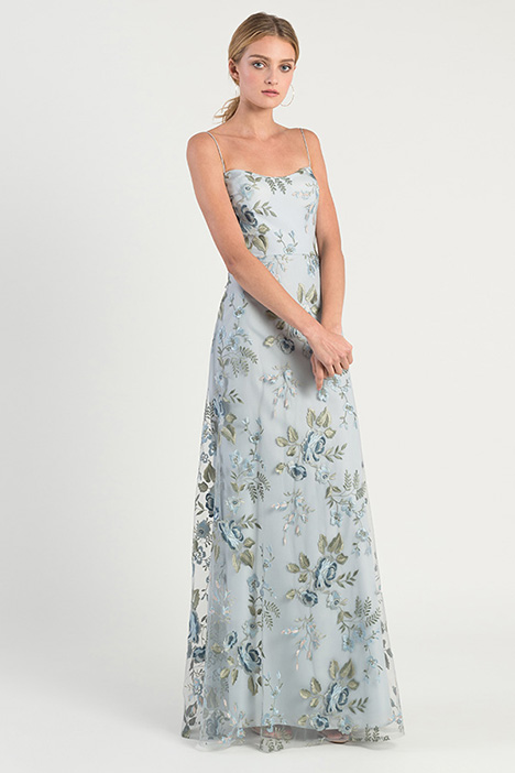 Drew gown from the 2019 Jenny Yoo Bridesmaids collection, as seen on Bride.Canada
