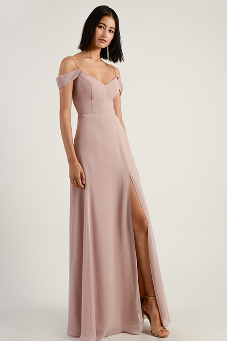 Priya gown from the 2019 Jenny Yoo Bridesmaids collection, as seen on Bride.Canada