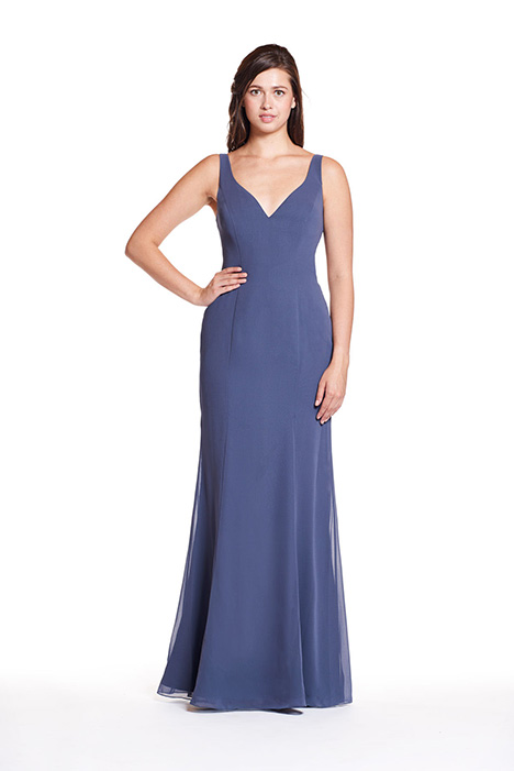 1924 gown from the 2019 Bari Jay Bridesmaids collection, as seen on Bride.Canada