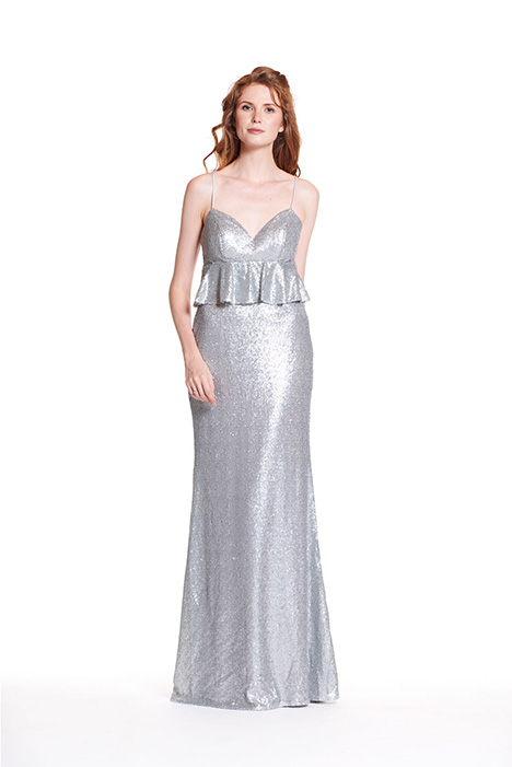 1946 gown from the 2019 Bari Jay Bridesmaids collection, as seen on Bride.Canada