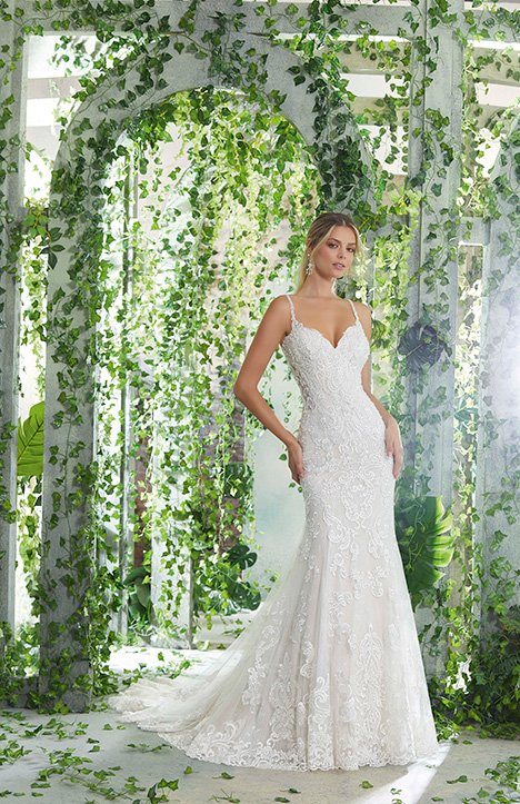 1727 gown from the 2019 Morilee AF Couture collection, as seen on Bride.Canada