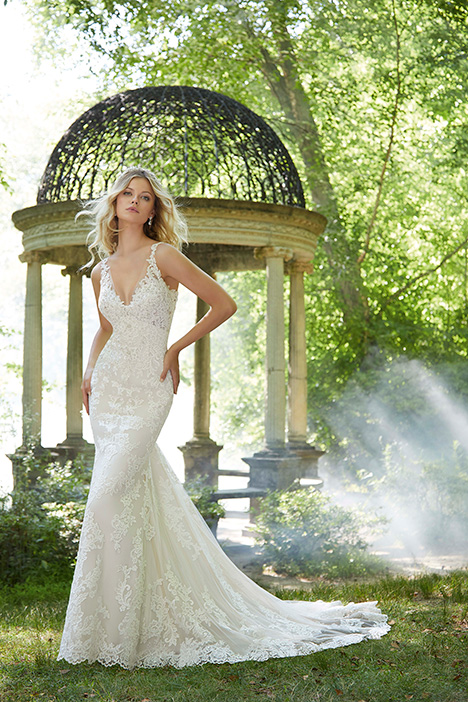 2021 gown from the 2019 Morilee Bridal collection, as seen on Bride.Canada