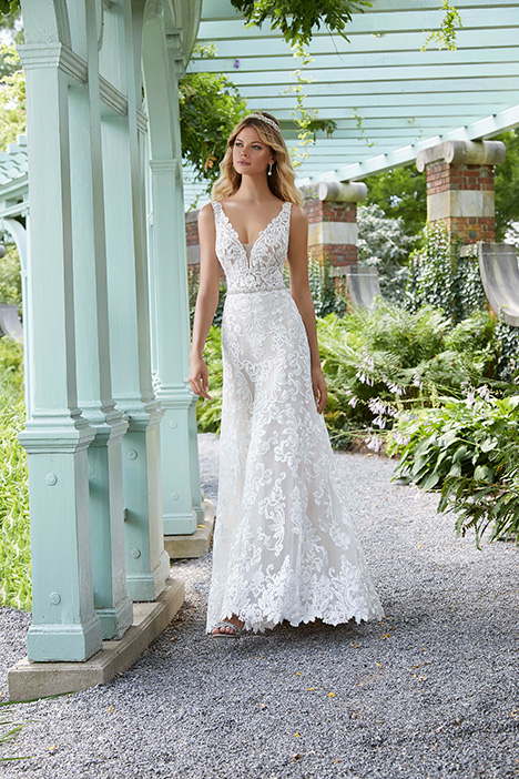 2025 gown from the 2019 Morilee Bridal collection, as seen on Bride.Canada