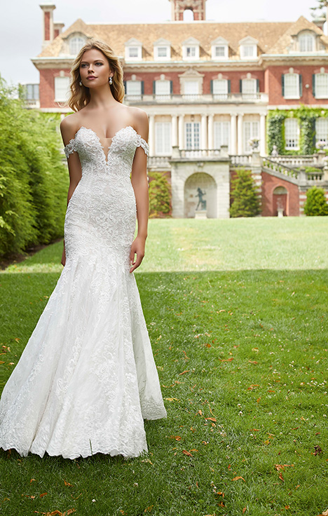 2036 gown from the 2019 Morilee Bridal collection, as seen on Bride.Canada