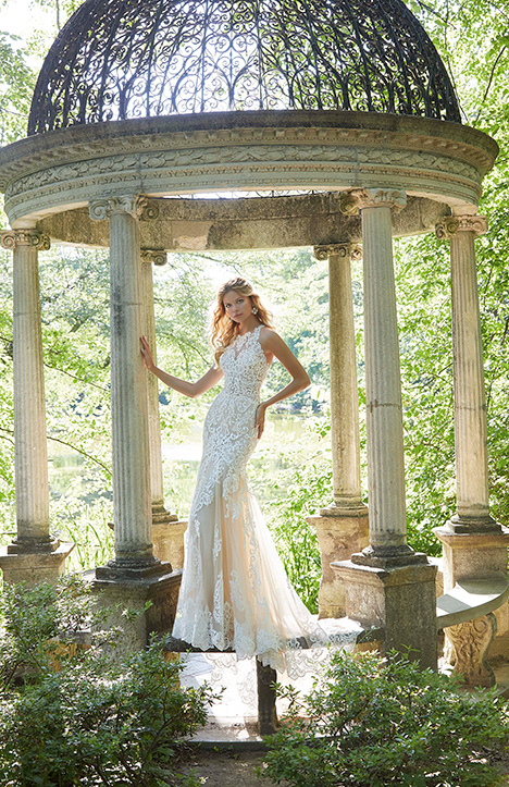 2042 gown from the 2019 Morilee Bridal collection, as seen on Bride.Canada
