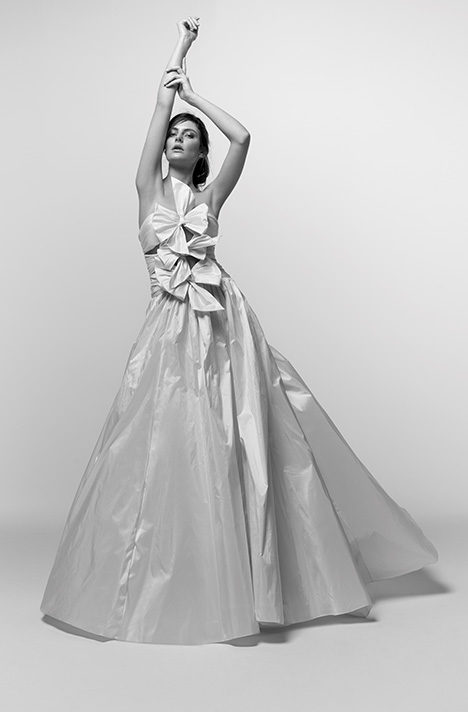 ARAB19750 gown from the 2019 Alessandra Rinaudo collection, as seen on Bride.Canada