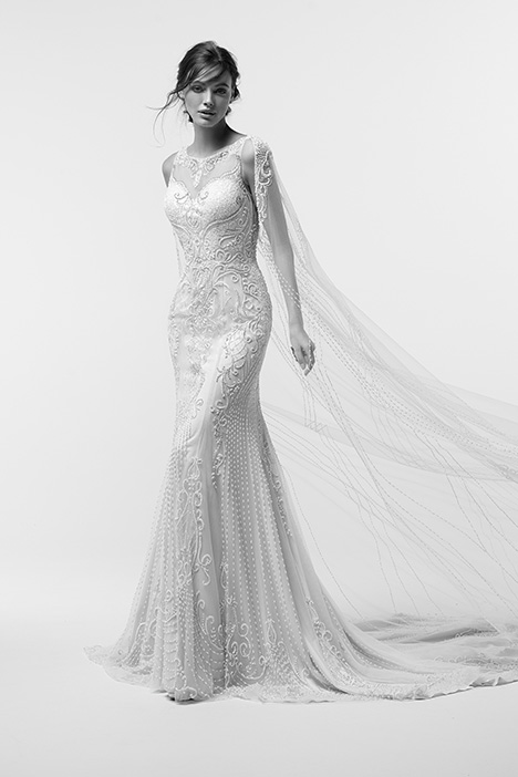 ARAB19619 gown from the 2019 Alessandra Rinaudo collection, as seen on Bride.Canada