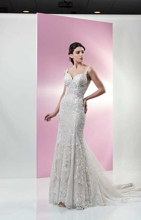 VE8769 gown from the 2019 Venus Bridal collection, as seen on Bride.Canada