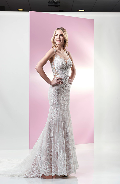 gown from the 2019 Venus Bridal collection, as seen on Bride.Canada