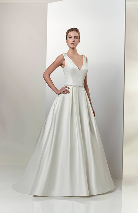 AT6666 gown from the 2019 Venus Bridal: Angel & Tradition collection, as seen on Bride.Canada