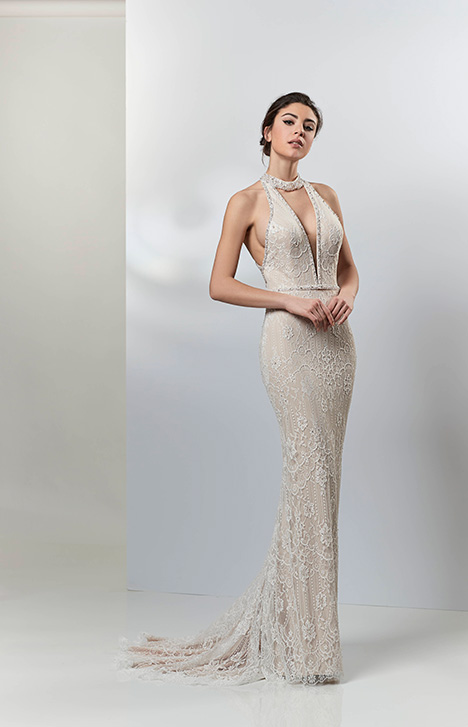 PA9322 gown from the 2019 Venus Bridal: Pallas Athena collection, as seen on Bride.Canada